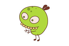 Bean Monster Photos libres de droits