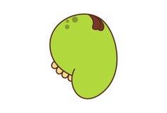 Bean Monster Images stock