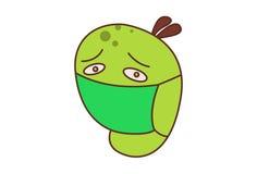 Bean Monster Photo stock