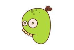 Bean Monster Image libre de droits