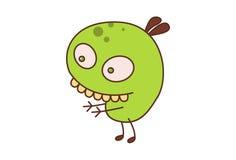 Bean Monster Photographie stock libre de droits