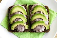 Bean Paté Stock Photo