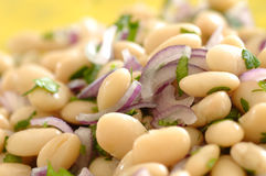 Bean Salad Stock Photography