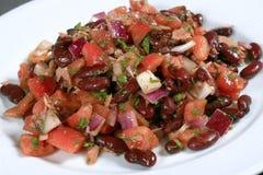 Bean salad Royalty Free Stock Images