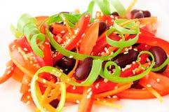 Bean Salad Royalty Free Stock Photo