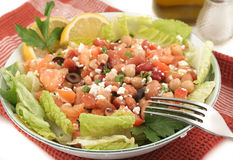Bean salad Stock Photos