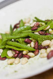 Bean salad Royalty Free Stock Image