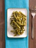 Bean Salad Foto de archivo libre de regalías