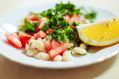 Bean Salad foto de stock royalty free