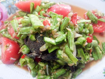 Bean Salad longo Imagens de Stock