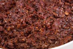 Bean sauce Royalty Free Stock Photography
