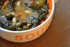 Bean soup Royalty Free Stock Photos