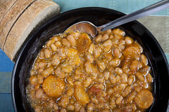 Bean Soup. Stock Image