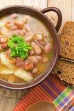 Bean soup Royalty Free Stock Photos