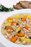 Bean soup Royalty Free Stock Images