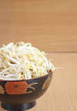 Bean Sprouts Foto de Stock