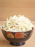 Bean sprouts Stock Image