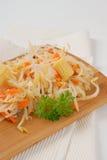 Bean sprouts salad Stock Photos