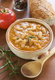 Bean stew Royalty Free Stock Photo