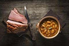 Bean stew Stock Photos