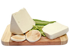 Beans and cheese 1 Stock Image
