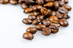 Beans of coffee Royalty Free Stock Photo
