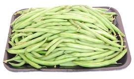 beans green organic 免版税库存图片