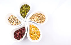Beans and Lentils Variety IV Royalty Free Stock Photography