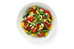 Beans salad Royalty Free Stock Photos