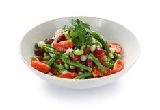 Beans salad Stock Photo