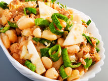 Beans Salad Royalty Free Stock Photo