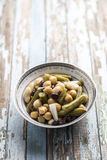 Beans salad Royalty Free Stock Photography