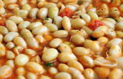 Beans soup Royalty Free Stock Photography