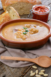 Beans soup Stock Image