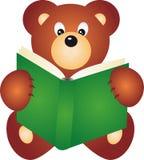 Bear. Illustration, isolated on a white background + EPS8 Stock Photography