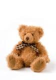 Bear. Teddy Bear sitting toy gift Stock Photo