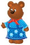 She-bear Royalty Free Stock Image