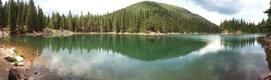 Bear湖 免版税图库摄影