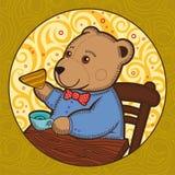 Bear_2 免版税库存照片