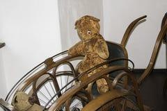 Bear antique teddy Royalty Free Stock Photo