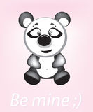 Bear be mine Royalty Free Stock Image
