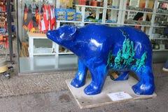 Bear of Berlin - Germany. One of the Bears of Berlin - Germany Royalty Free Stock Photo