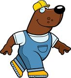 Bear Builder Stock Photography