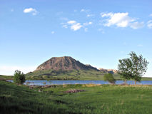 Bear Butte Stock Photo