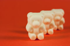 Bear candies Royalty Free Stock Image