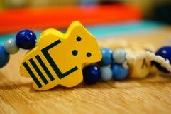 Bear chain Stock Image
