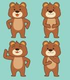 Bear Character Stock Photos