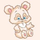 Bear cheerful animal Royalty Free Stock Photo