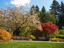 Bear Creek Garden Stock Images