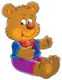 Bear cub Royalty Free Stock Images